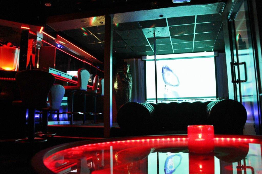 Erotiek Vipp Club Meerbeke Belgie prive bar