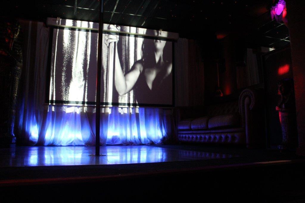 Vipp Club Meerbeke Belgium bar champagne erotica prive