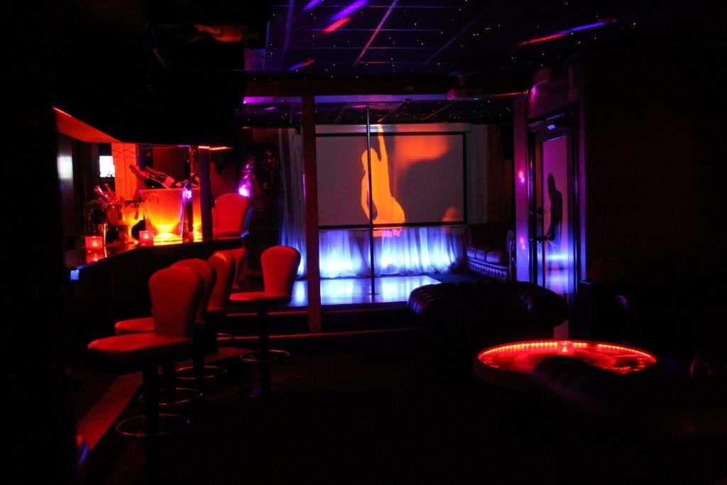 Bar prive Vipp Club Belgique massage relax