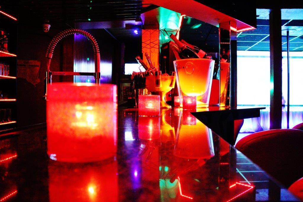 Private club bar Vipp Ninove Belgium