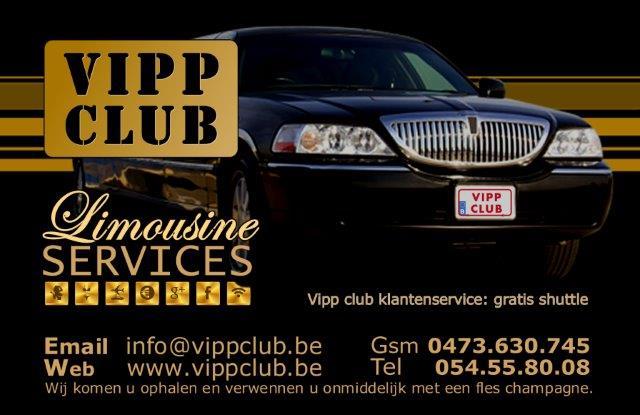 limo verhuur vipp club service
