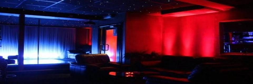 Vipp Club Meerbeke inside private bar