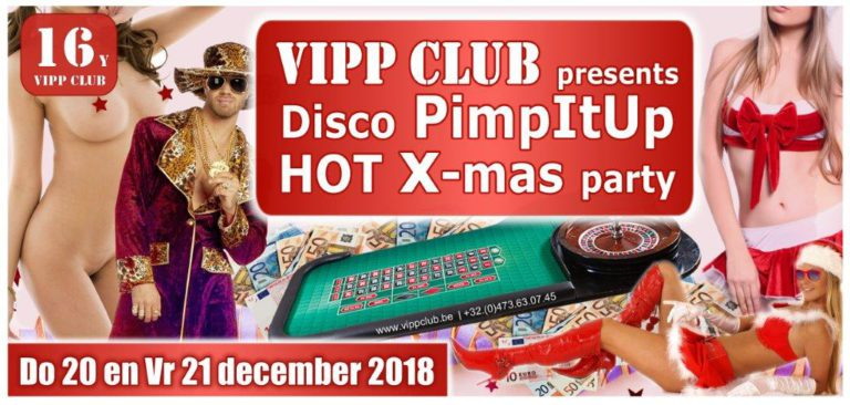 Vipp Club xmas party 2018