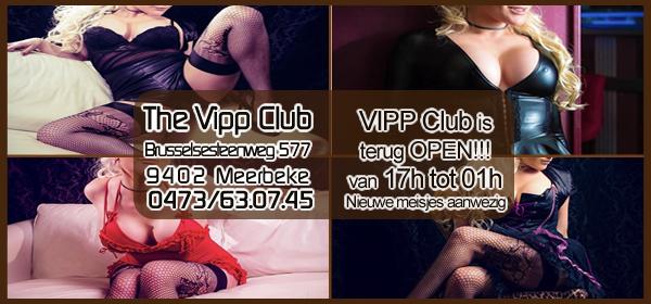 Vipp Club Meerbeke nieuwe meisjes 2020